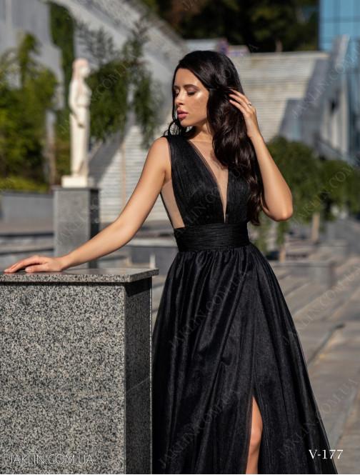 Вечернее платье V-177